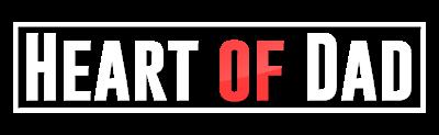 Heart of Dad Logo